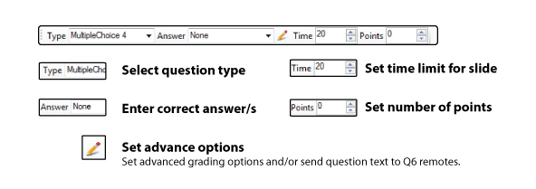 AnswerType-Toolbar