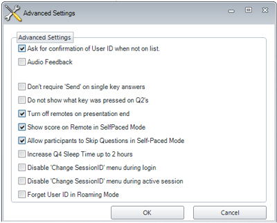 AdvancedPresentationSettings